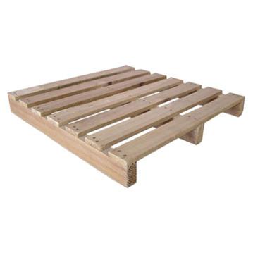 2 Way Single Deck Non Reversible Stringer Pallet